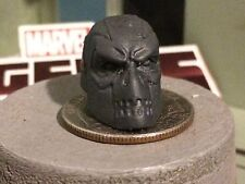 custom marvel legends crossbones head cast  for 6""