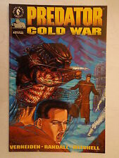 Predator Cold War Verheiden Randall Mitchell #4 Dark Horse Comic October 1991 NM