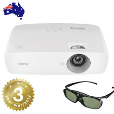 NEW BenQ W1090 1080p Home Theatre Projector with 3D Glasses and 3yr Warranty