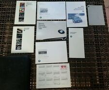 BMW E36 318i 318is 328i 328is  328IC 1996-99 OWNERS MANUAL MINT CONDITION