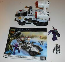 Halo Mega Bloks - #96852 UNSC Arctic Wolverine - with Instructions (HA04)