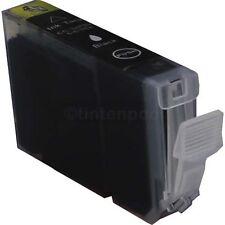 10 Patronen 6Bk für Canon MP 780 ohne Chip