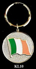 IRELAND(FLAG) KEY RING