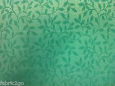 WOW! Turquoise Blue Green Satin Jacquard Upholstery Curtain Fabric Material SALE