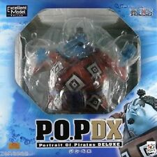 Used Megahouse Portrait.Of.Pirates POP One Piece Excellent Model NEO-DX Jinbei