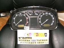 tacho kombiinstrument skoda octavia 1u0920811a speedome