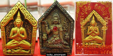 Phra Khunpaen Nangkwak LP KEE Thai Buddha Amulet Attraction Love charm luck K02