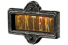 Enter if You Dare Changing Gortrait Sign Haunted Halloween Party Decoration