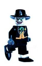 Custom Minifigure Jackson Joker (Batman) Superhero Printed on LEGO Parts