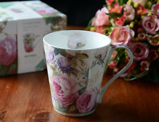 V&A 'Brompton Rose' FINE BONE CHINA MUG In Gift Box VICTORIA & ALBERT MUSEUM