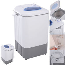 COSTWAY Manual Mini Portable Washing Machine Washer 7.7 lbs Single Tub Compact