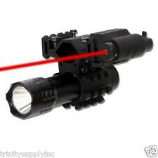 TRINITY 180 lumens 3Watt LED Flashlight With Red Laser Kit For BENELLI SUPERNOVA