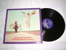 LP - Rolling Stones / Get yer ya ya´s out - UK 1970 1W/1W SKL 5065 # cleaned