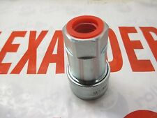 """Hydraulic Hose Adaptor Connector Female Carrier Half 1/2"""" BSP Hoses Coupling"""