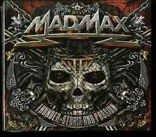 Mad Max Thunder, Storm And Passion 2 CD new
