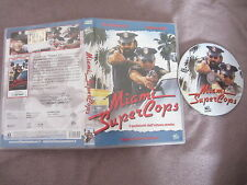 Miami Supercops de Bruno Corbucci (Terence Hill,Bud Spencer), DVD It, Comédie