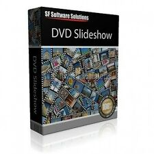 PHOTOS TO DVD SLIDESHOW SOFTWARE CD. CREATE PROFESSIONAL LOOKING SLIDESHOWS!