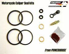 Yamaha FZ 600 86-88 front brake caliper seal repair rebuild kit 1986 1987 1988