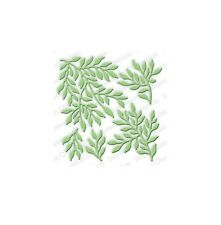 FOLIAGE DIE-Impression Obsession/IO Stamps (DIE334-Y)-Leaves-Steel/Wafer Dies