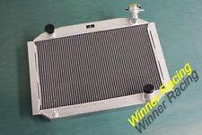HIGH FLOW 56MM ALUMINUM RADIATOR UP TO 700HP CHEVY CORVETTE 350 V8 M/T 55-60