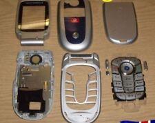 Original Motorola V525 Completo Carcasa De Tablero de cubierta De Teclado