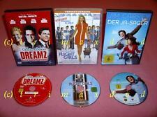 3 DVD's _ Der Ja-Sager & Flight Girls & American Dreamz - Alles nur SHOW