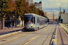 542049 Low Floor Articulated Tram Paris France A4 Photo Print
