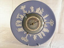 """Wedgwood Blue Jasper Ware"" Barometer Plate, not many about !"