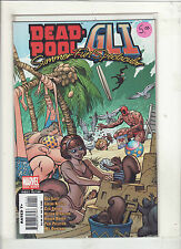 DEADPOOL SUMMER FUN SPECTACULAR VF/NM