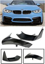 For 15-Up BMW F80 M3 Performance Style Front Carbon Fiber Add-On Splitter Lip