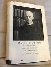 Anglican Bishop Walter Howard Frere, Book of Common Prayer revision