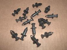 15 M8 Push Pins Plastic Fender Fasteners Honda Recon 250 Foreman 400 TRX90 TE TM