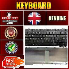 Black Laptop Keyboard for Toshiba Satellite L300D-250  A200-1GJ UK Layout