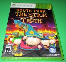 South Park: The Stick of Truth Microsoft Xbox 360 *Factory Sealed! *Free Ship!