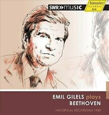Emil Gilels Plays Beethoven:, New Music