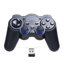 Universal 2.4G Wireless Game Gamepad Joystick for Android TV Box Tablets PC NEW