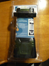 Journey's Edge Battery Powered 32 LED Lantern Dimmable New! with Compass