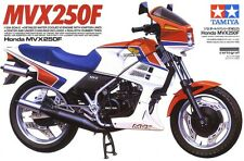 Tamiya 14023 1/12 Scale Motorcycle Model Kit Honda MVX250F