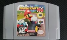 Mario Kart 64 (Nintendo 64, 1997) USA TESTED WORKS Reproduction FAST SHIPPING