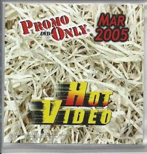 PROMO-ONLY-New-DVD-HOT-VIDEO-Mar-2005-Usher,Duran Duran,50 Cent,Jennifer Lopez