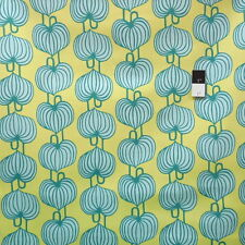 Amy Butler SAAB008 Lark Sateen Chinese Lanterns Citrus Fabric By The Yard