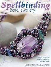 SPELLBINDING BEAD JEWELLERY by Julie & Christine Ashford: WH2-R3D : PBL651 : NEW