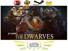We Are The Dwarves PC & Mac Digital STEAM KEY - Region Free