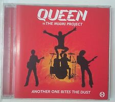Queen Vs. The Miami Project Another One Bites The Dust CD-Single  UK 2006