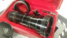 Angenieux zoom type 10x12 B, F12-120mm 1:2.2 lens with cameflex mount