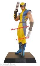 Figurine en plomb WOLVERINE Logan X-MEN super heros MARVEL iron figure figuren