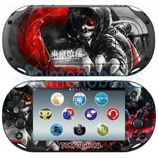 Anime Tokyo Ghoul Kaneki Ken Skin Stickers Decals for Sony PS Vita 2000 PSV2000