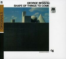 George Benson Shape Of Things To Come CD NEW SEALED 2007 Verve Jazz