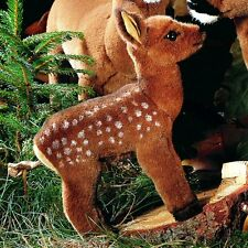 Fawn / deer - exquisite collectors soft toy by Kosen / Kösen - 21cm - 3530