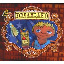 Dreamland: Songs for Sleepyheads Big and Small by Tristana Ward (CD,..BRAND NEW
